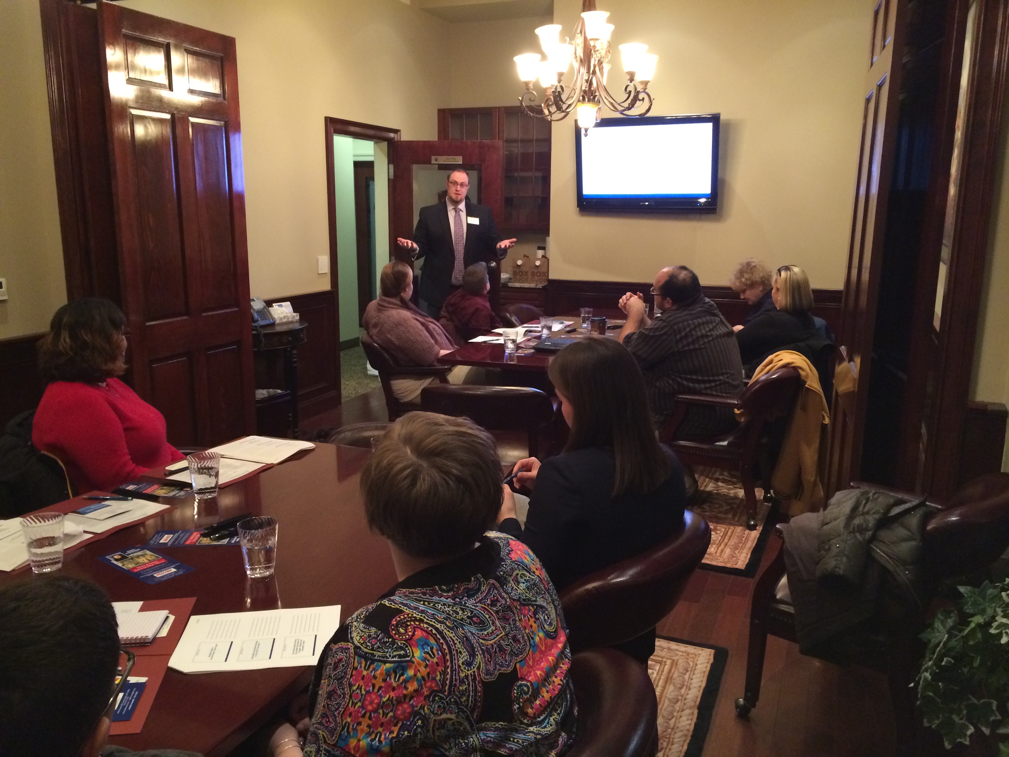 Gross McGinley Attorneys Present Seminar for LGBT Community