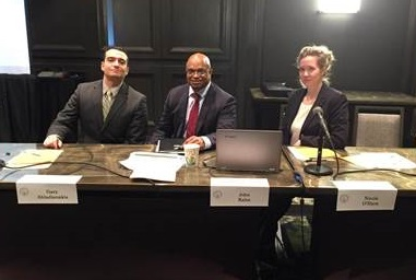 Attorney Nicole O'Hara Speaks at NJ State Bar's 2015 Young Lawyers Symposium