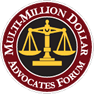 Patrick Reilly, A Certified Member of the Multi-Million Dollar Advocates Forum