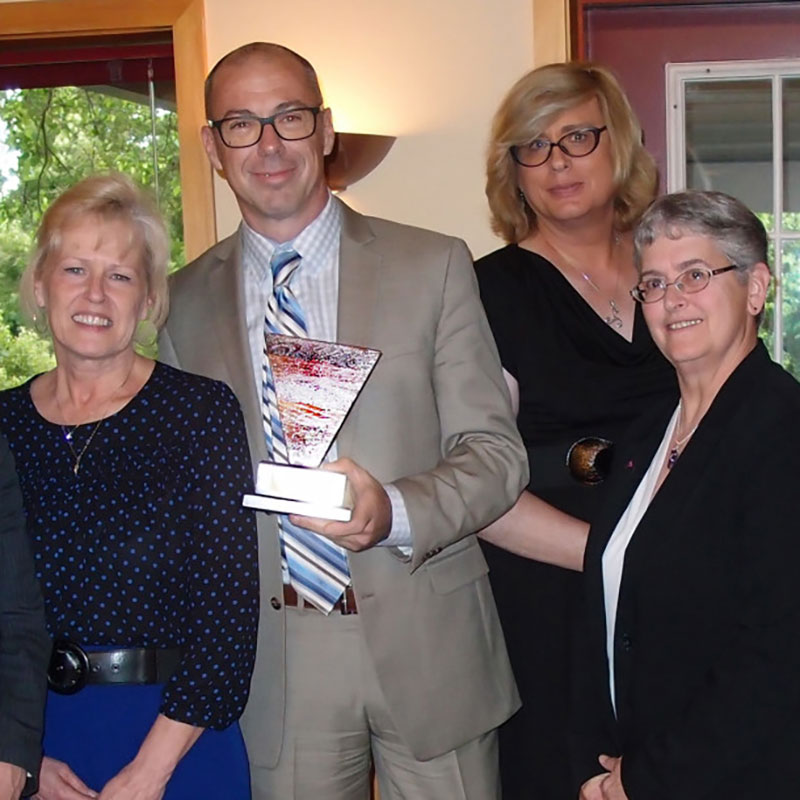 LGBT Leadership Award