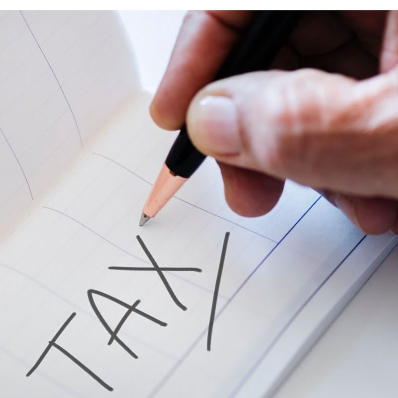 Tax Law Changes Effective 2019