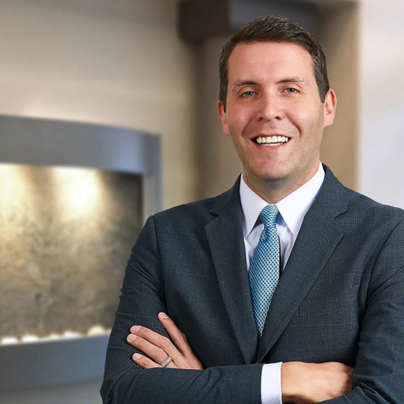 Attorney Nicholas Sandercock