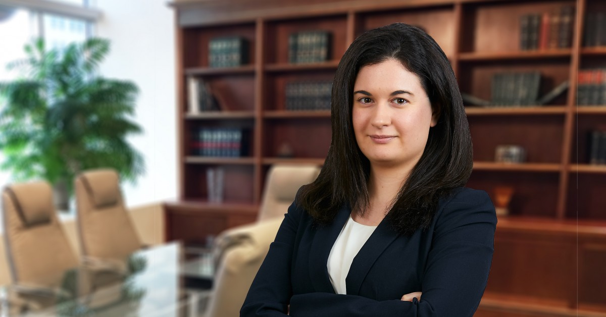 New Attorney Joins Gross McGinley Litigation Team