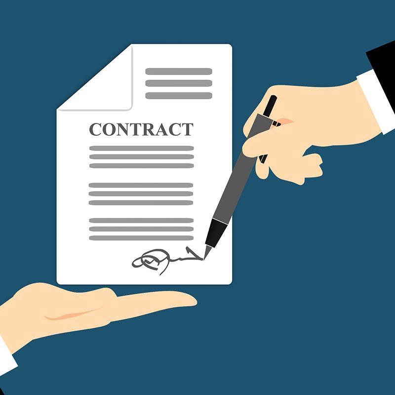 contract coronavirus