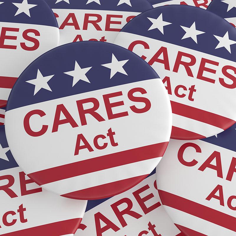 CARES act tax benefit