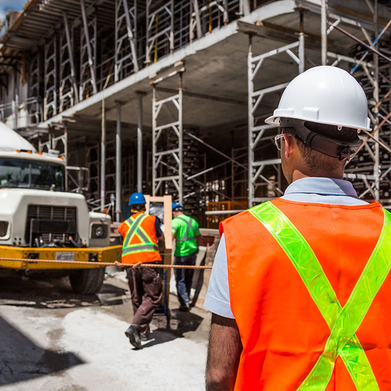 How Can the Construction Industry Safely Return to Work after COVID-19?