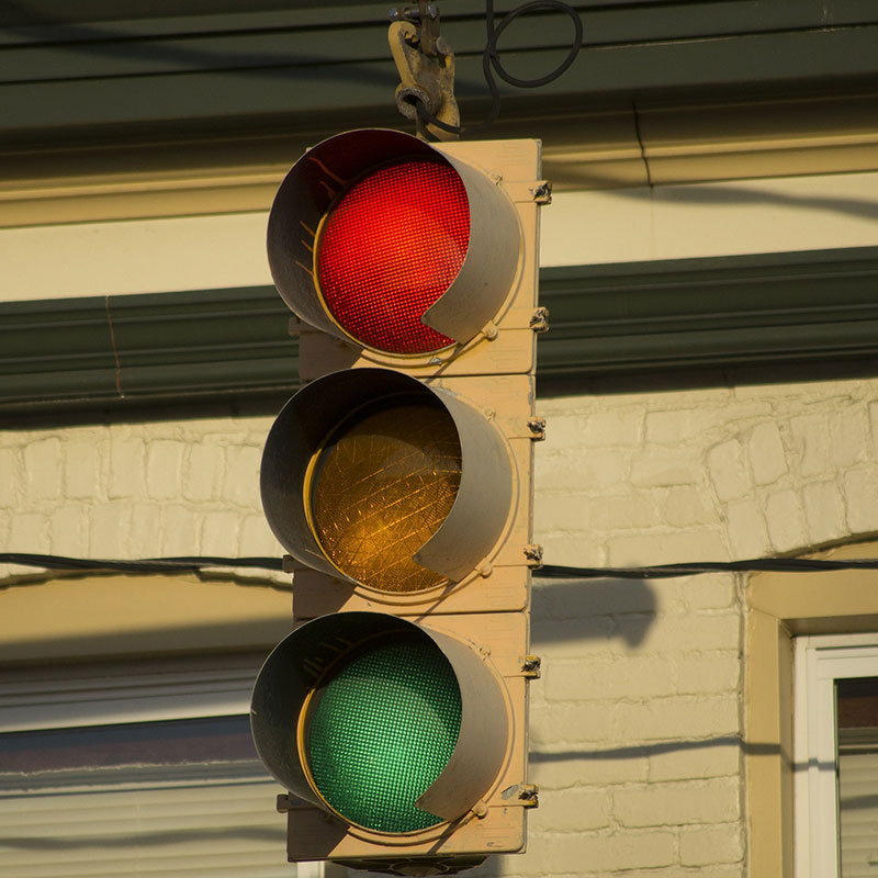 Red, Yellow and Green: The Stoplight Rules of Outdoor Dining with Alcohol Service in PA