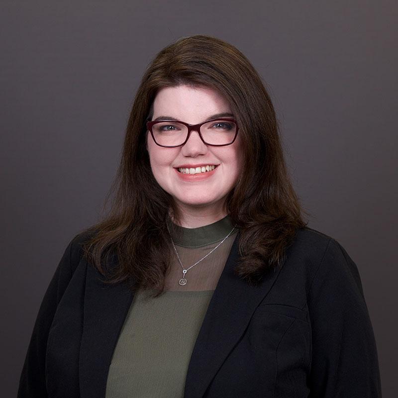 Gross McGinley Law Firm Paralegal Allison Green